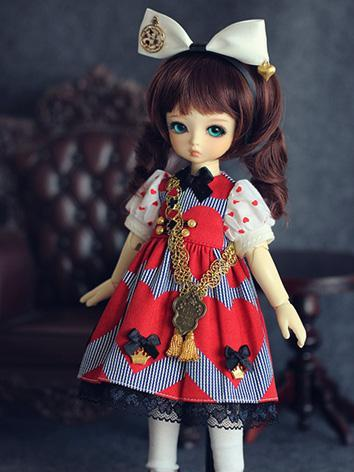 BJD Western Style Clothes q...
