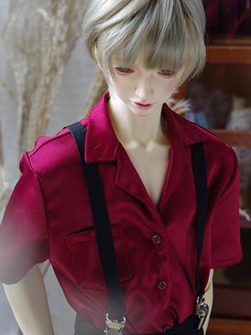 Limited Time BJD Suspenders for SD17 / POPO68 Size Ball Jointed Doll