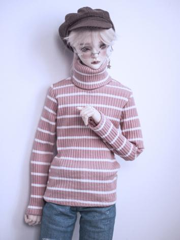 BJD 1/4 1/3 70cm Clothes Strip Sweater A295 for MSD/SD/70cm Size Ball-jointed Doll