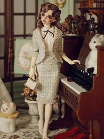 1/3 1/4 Clothes BJD Girl We...