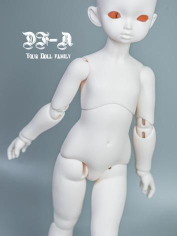 BJD Body Girl 40cm Ball-joi...