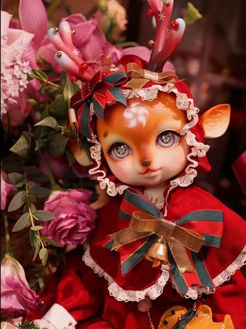 12% OFF Limited Time BJD Christmas Dobbie 41cm Ball-jointed doll