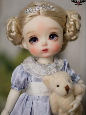 BJD Snow Flake 19cm Ball Jointed Doll