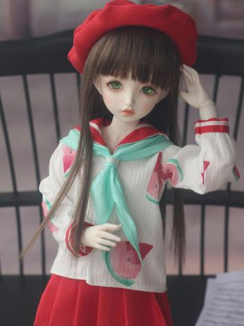 BJD Clothes Girl Uniform Su...