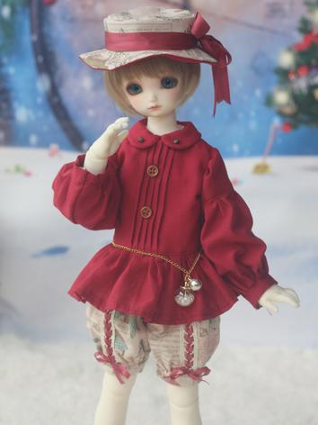 BJD Clothes Girl Shirt/Pant...