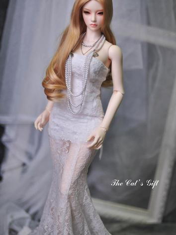 BJD 1/3 Clothes Girl White ...