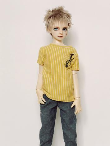 BJD Clothes Boy Yellow/Blue...