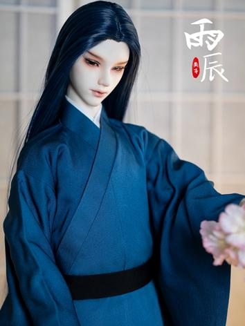 BJD Clothes Boy Kimono [Yuchen] for 70cm Ball-jointed Doll