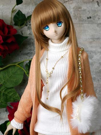 BJD Girl Clothes Sweater and Coat Fit for DD/SD size Ball-jointed Doll