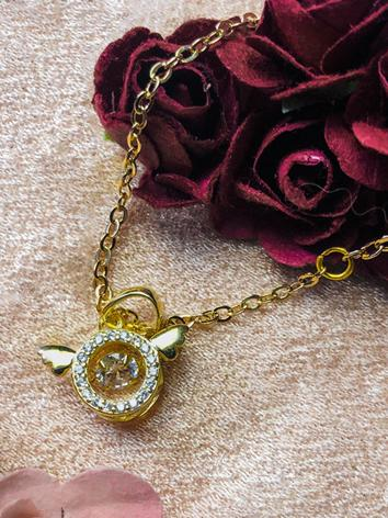 BJD Gold Necklace for SD/70...