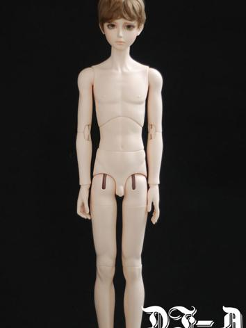 BJD Nude Body 62cm Boy Body...