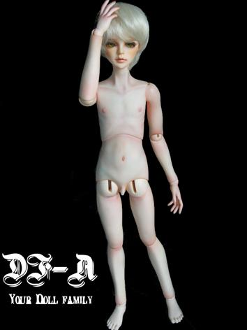 BJD Nude Body 56cm Boy Body...