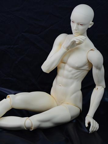 BJD Nude Body 70cm Boy Body...