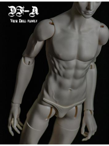 BJD Nude Body 75cm Boy Body...