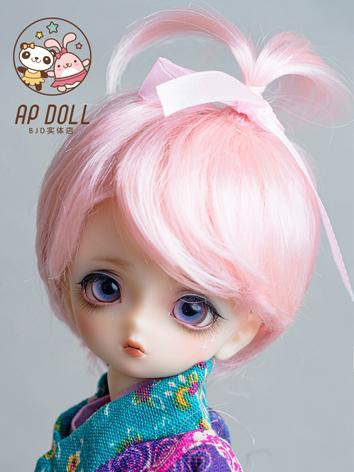 BJD Wig Boy/Girl Pink/Gold/...