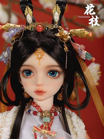 BJD Furtunata Girl 44cm Bal...