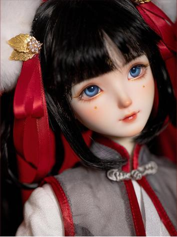 BJD He Yi Girl 59cm Ball-jointed Doll