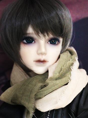 BJD Wig Short Hair for SD Size Ball-jointed Doll