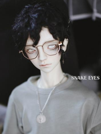 BJD Glasses Frames for SD13/SD17/POPO68/SOOM Ball-jointed doll