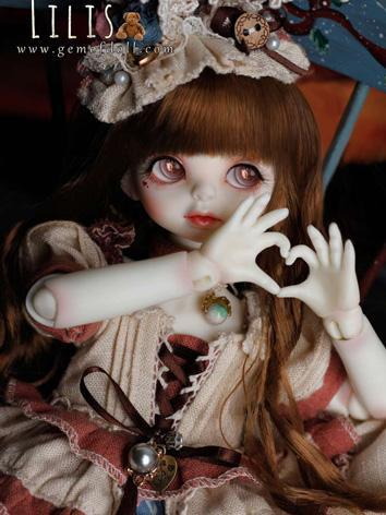 BJD Lilis 27.5cm Girl Ball-jointed Doll