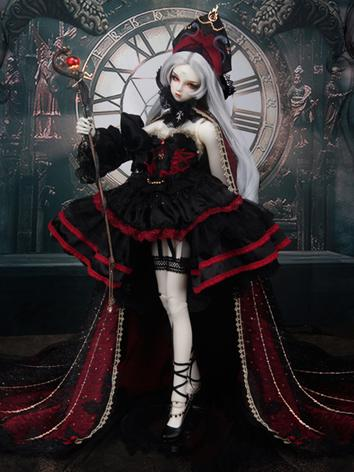 BJD Clothes Girl Mamba outf...