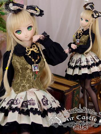 BJD Clothes Girl Dress Outf...