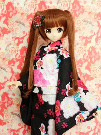 BJD Clothes Girl Black and ...