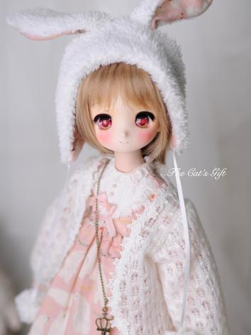BJD Clothes Girl Pink Short...