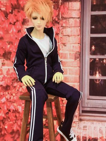 BJD Clothes Boy Sports Outf...