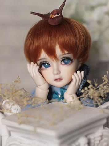 BJD Head Galahad-head Ball-jointed doll