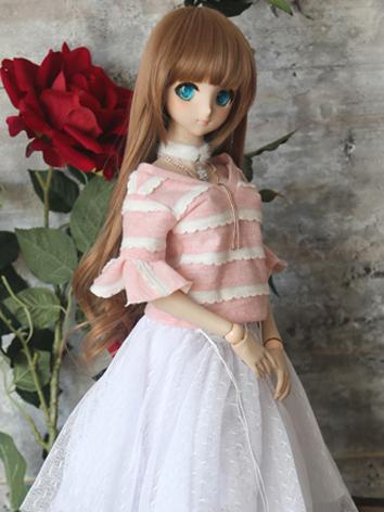 BJD Clothes Girl Coat and D...