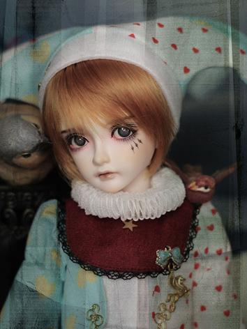 BJD Head Joker-head Ball-jo...