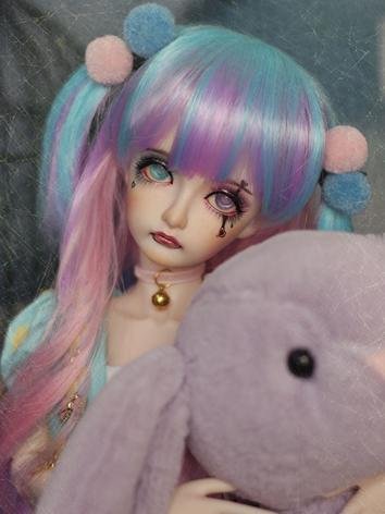 BJD Head Dolores-head Ball-...