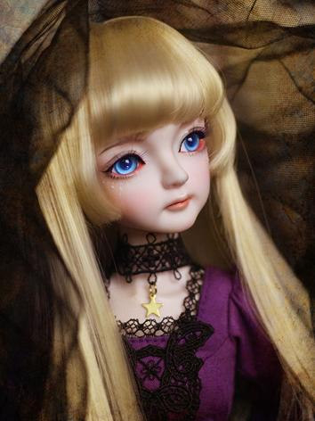 BJD Head Aquaria-head Ball-...