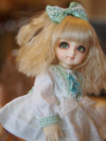 1/3 Clothes BJD Girl Green ...