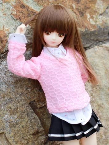 BJD Clothes Girl Sweater Sh...