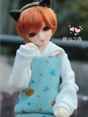 BJD Clothes Girl/Boy Green/...
