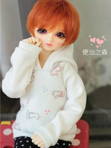 BJD Clothes Girl/Boy White ...