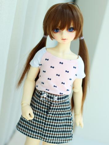 BJD Clothes Girl Grad Skirt...