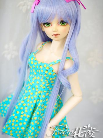BJD Clothes Girl Colorful D...