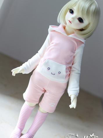 BJD Clothes Girl/Boy Blue/P...