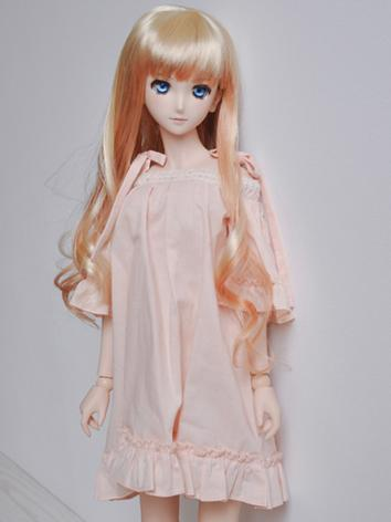 BJD Clothes Girl Pink/White...