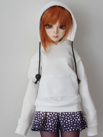 BJD Clothes Girl/Boy Grey/D...