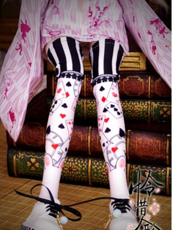 Bjd Socks Lady High Stockings for SD Ball-jointed Doll