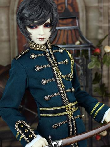 Bjd Clothes Boy Retro Europ...
