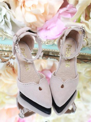 Bjd 1/3 Shoes Female Beige/...