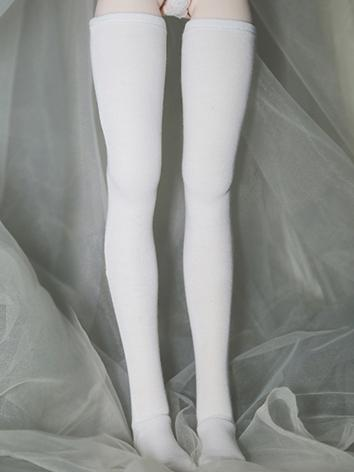 BJD Clothes White/Black Sto...
