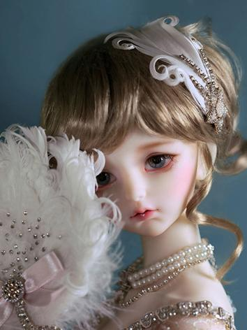 (AS Agency)BJD Mesona*Rose and Diamonds Girl 59cm Ball-Jointed Doll