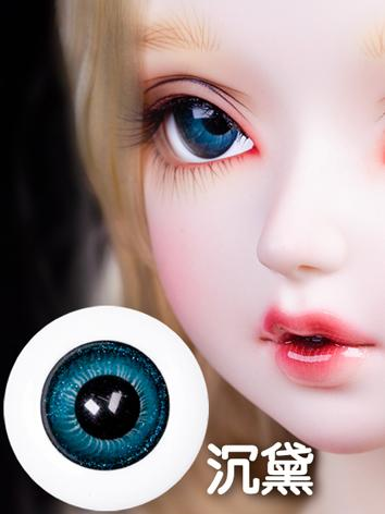 BJD EYES 14MM/16MM/18MM Blue Eyeballs Ball Jointed Doll