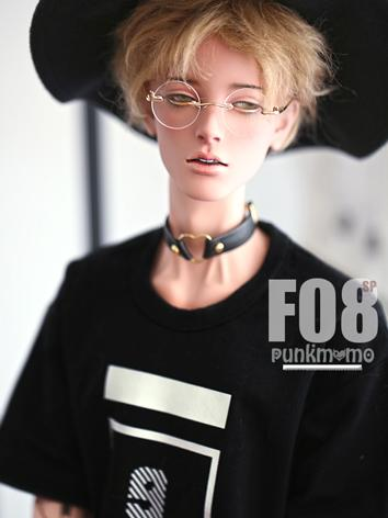 1/3 1/6 Wig Brown Short Hair F08sp for SD/YOSD Size Ball-jointed Doll